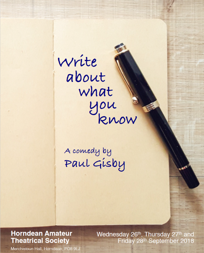 Write About What You Know